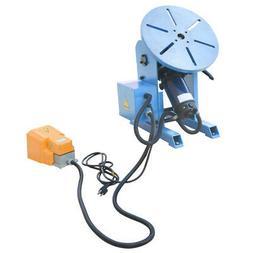 0-135° Welding Positioner Welder Turn Table Tilt Foot Pedal