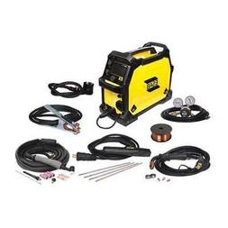 ESAB 0558102240 Multiprocess Welder, ESAB Rebel Series, 120,