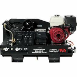 3-in-1 Air Compressor/Generator/Welder with Honda Engine - M