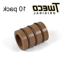 10 ea - Genuine Tweco 34A, Mig Welding Nozzle Insulator, Fit