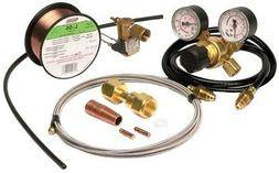 Lincoln Electric 100 Wire Feed Welder MIG Conversion Kit Gas