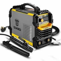 DEKO 110/220V Hot Start Welder MMA ARC Welder Machine IGBT D