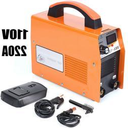 110V 20-120A Mini Electric Welding Machine IGBT AC Inverter