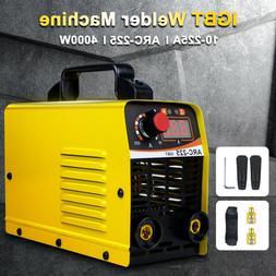 110V 225A Mini Electric Welding Machine IGBT DC Inverter ARC