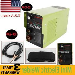 110V DC Inverter Welder Mini Handheld Arc Welding Machine MM