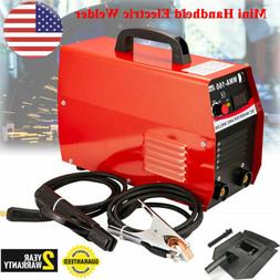 110V Inverter Welder Mini Handheld Arc Welding Machine Tool