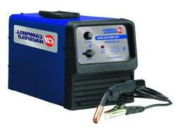 Campbell Hausfeld 115-Volt MIG / Flux Core Wire Feed Welder