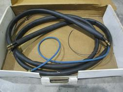 TWECO 12' WATER COOLED TIG TOURCH LEAD, FOR INERT GAS AND CO