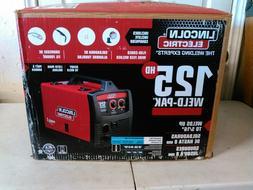 Lincoln Electric 125 Amp Weld-Pak 125 HD Flux-Cored Welder