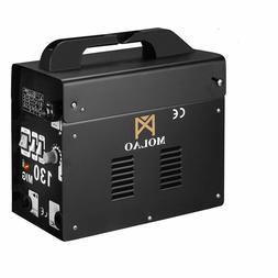 130 MIG Welder Flux Core Wire Automatic Feed Welding Machine