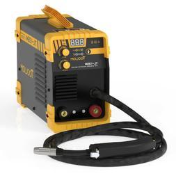 135A MIG Welder 110V Flux MIG/Lift TIG/Stick 3 in1 IGBT Inve