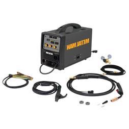 140 Amp 120-Volt Input Power Inverter MIG, Flux Core, DC Sti