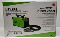 Forney Easy Weld 140 FC-i 120-Volt 140-Amp MIG Welder 261  -