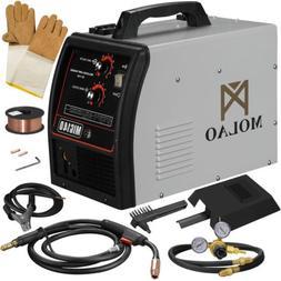 SUNCOO 140 MIG Welder Inverter DC Flux Core Wire Automatic F