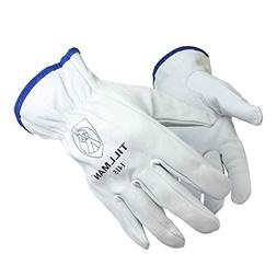 Tillman 1415L Top Grain Goatskin Drivers Gloves - L