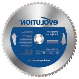 Evolution Power Tools 14BLADEST Steel Cutting Saw Blade, 14-