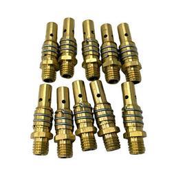 15AK Metal Mig Welder Contact Tips Adapter DIY Parts Welding