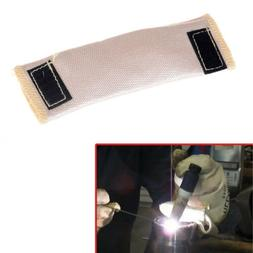 15cm Tig Welder Equipment Finger Heat Shield Gloves For Weld