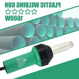 Ridgeyard 1600W Hot Air Gun Plastic Welding Heat Welder Kit