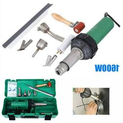 1600W Hot Air Torch Plastic Welding soldering Gun Heat Pisto