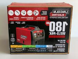 Lincoln Electric 180 HD AMP WELD PAK MIG WIRE FEED WELDER 18