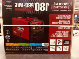 Lincoln Electric 180HD Weld-Pak K2515-1 180 AMP MIG Electric