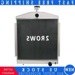 2 Row Radiator For Lincoln Welder 200 250 AMP SA200 SA250 G1