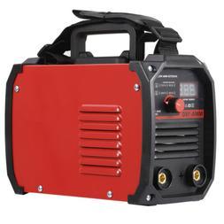 160 AMP 110/220V STICK MMA Dual Voltage DC Inverter Welder A