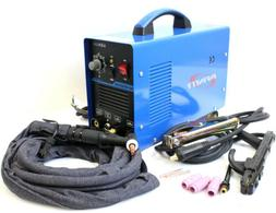 200 Amp TIG Torch Stick ARC DC Inverter Welder 110/230V Dual