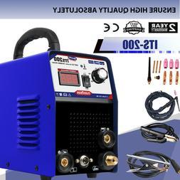200A IGBT DC Inverter Multi-Process Welding Machine Arc TIG