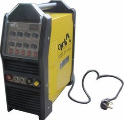 2014 AHP AlphaTIG 200X 200 Amp IGBT AC DC Tig/Stick Welder w