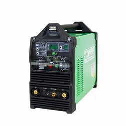 2016 Everlast PowerTIG 210ext 210amp Ac Dc Tig Stick Pulse W