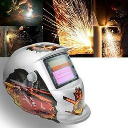 2018 New Pro Solar Welder Mask Auto-Darkening Welding Helmet