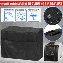 """20x10x12"""" Waterproof Cover For Hobart MIG Welder 125/140/180"""