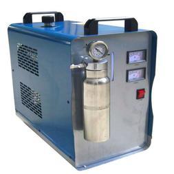 220V 150L Oxygen-Hydrogen Generator Water Welder Acrylic Fla