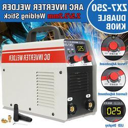 220V 20-250 AMP LED MMA Stick Welding IGBT Inverter Welder M