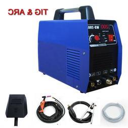 220V 200A DC Inverter TIG & ARC STICK MMA Welding machine St
