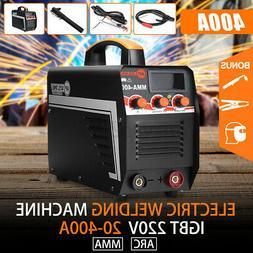 220v 400a mma arc digital electric welding