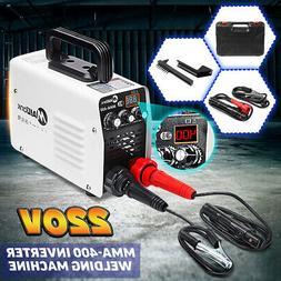 220V 400A MMA Hot Start/ARC Force Stick Inverter Welding Mac