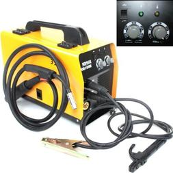 220V DUAL NO/ GAS MIG MMA FLUX 160A WIRE FEED & MMA ARC WELD