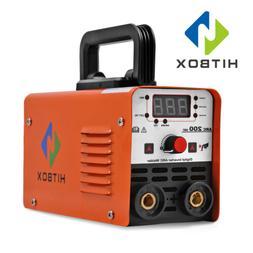 HITBOX 220V Mini ARC-200 Arc Welder MMA STICK AC Inverter We