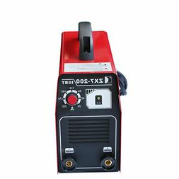220V ZX7-200 IGBT DC Inverter Welding Equipment Portable MMA