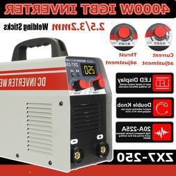220V ZX7-250 250 Amp MMA Stick Welder Welding Machine IGBT I