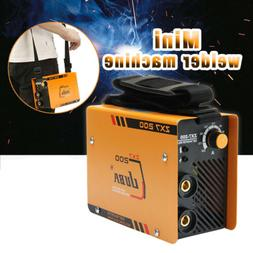 220V10~200A Welding Machine MMA Portable Welder DC IGBT Sold