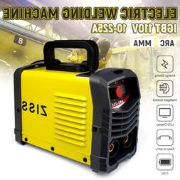 225A 110V MMA ARC Mini Welding Machine DC Portable Electric