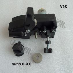 24V Wire Feed Motor Fit hobart handler 125 Mig Welder 023 03