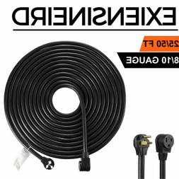 50FT 220Volt 10 Gauge Heavy Duty Welding Cable 10//3 50Amp Welder Extension Cord