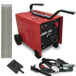 250 AMP AC Arc Welder Machine | 110/220 Dual Voltage Welding