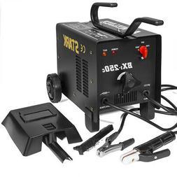 250 Amp ARC Welder 110 / 220V AC Welding Machine Wheel with