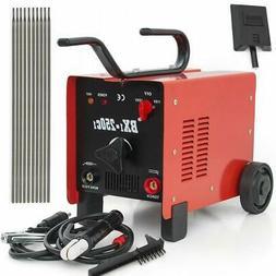 250 Amp Arc Welder mig 110/220 Dual Voltage AC Welding Machi